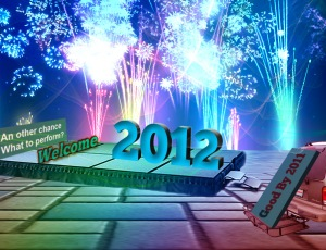 Happy new year! - Welcome 2012